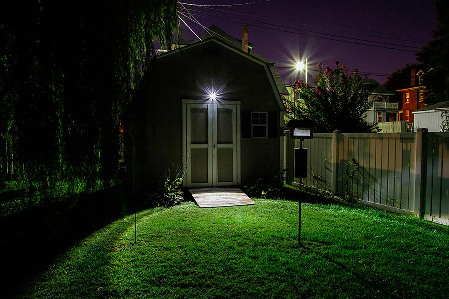 Garden security reduce the risk of opportunistic theft aloadofball Gallery