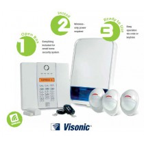 visonic powermax express system